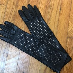 Neiman Marcus X Brian Atwood for Target gloves